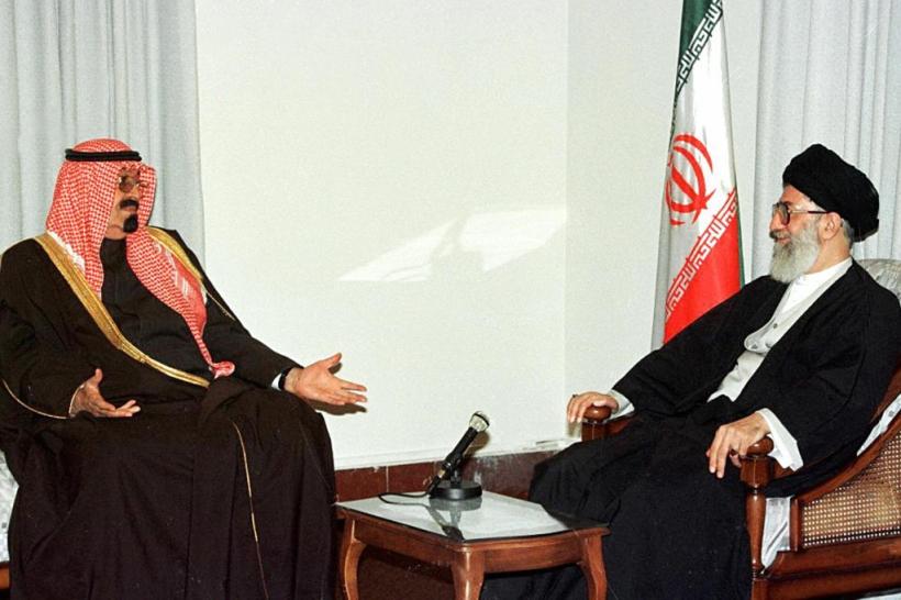 Iran's supreme leader Ayatollah Ali Kham